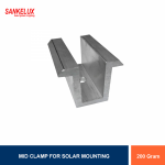 Mid Clamp For Solar Mounting