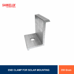 End Clamp For Solar Mounting