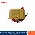 Solar Charge Contoller  Builtin LED Driver SDN 40 W
