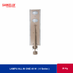Lampu Jalan PJUTS V 40 W (All in One)
